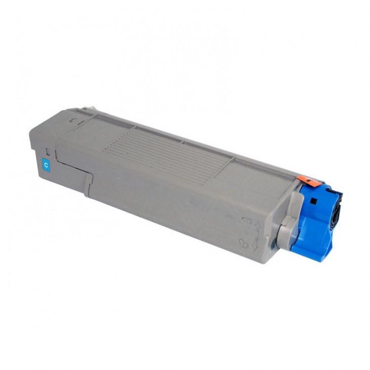 Okidata 43381903 (Type C8) OEM Cyan Laser Toner Cartridge