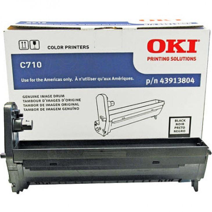 Okidata 43913803 OEM (original) Laser Cyan Drum Unit