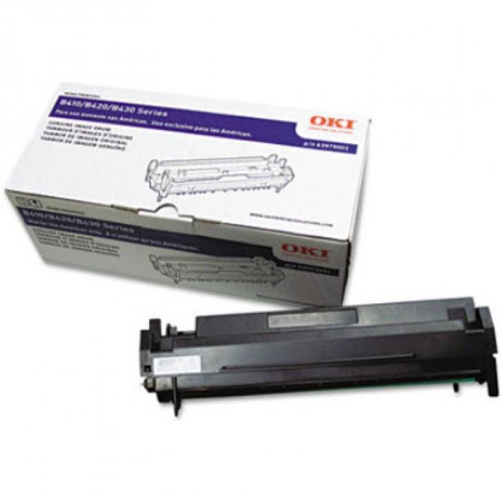Okidata 43979206 (Type B1) OEM HY Black Toner Cartridge