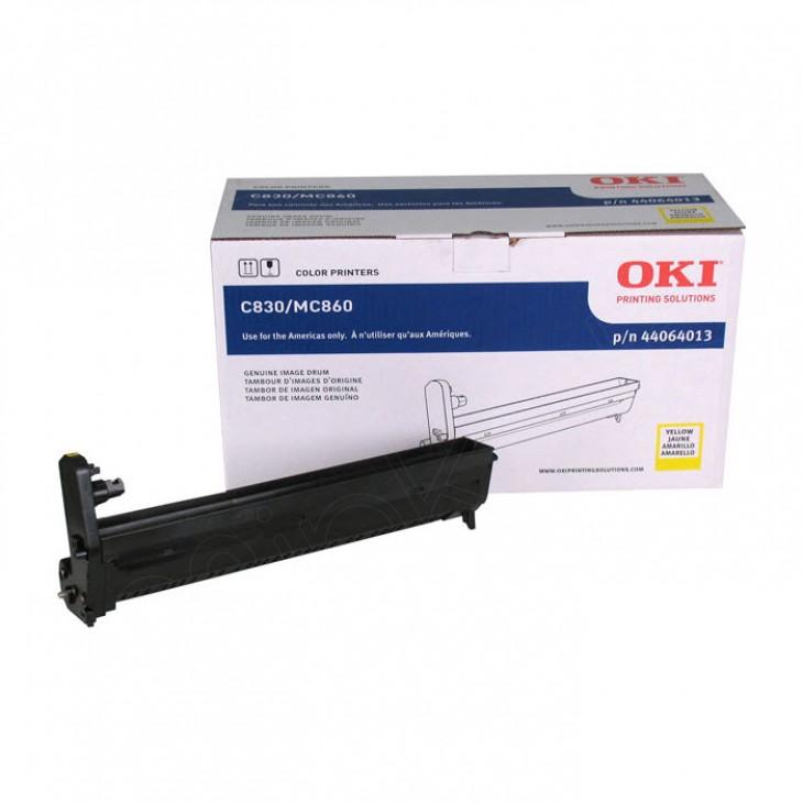 Okidata 44064013 (Type C14) OEM Laser Yellow Drum Unit
