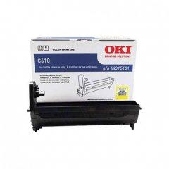 Okidata 44315101 (Type C15) OEM Laser Yellow Drum Unit