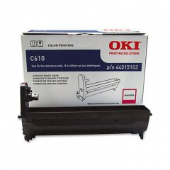 Okidata 44315102 (Type C15) OEM Laser Magenta Drum Unit