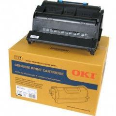 Okidata 45488801 Black OEM Toner for the B721 and B731