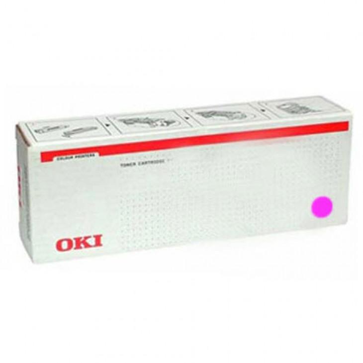 Okidata 45536422 Magenta OEM Laser Toner Cartridge