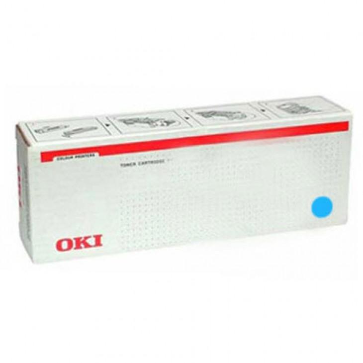 Okidata 45536423 Cyan OEM Laser Toner Cartridge