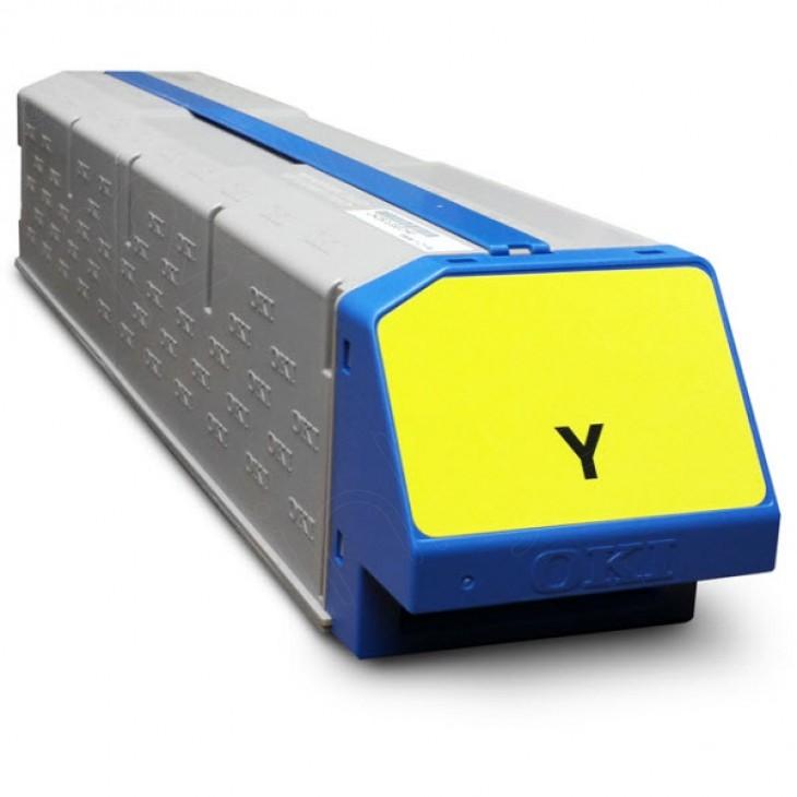 Okidata 45536513 Yellow OEM Toner Cartridge