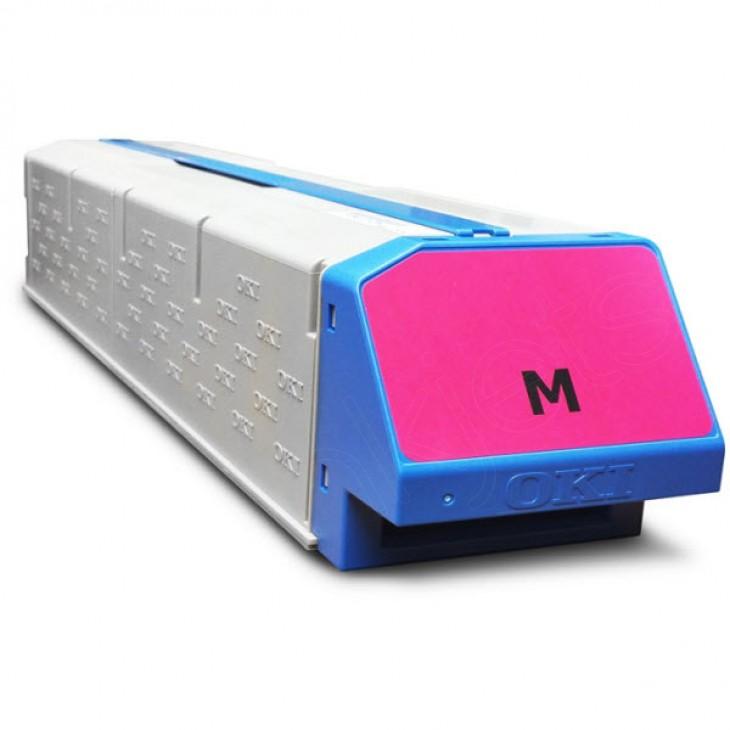Okidata 45536514 Magenta OEM Toner Cartridge