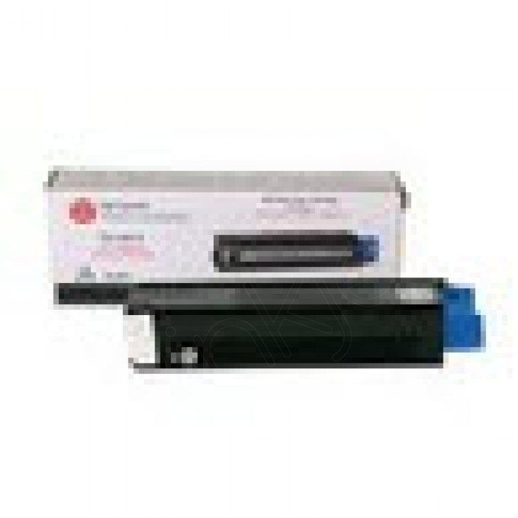 Okidata 52115904 (Type C6) OEM Black Laser Toner Cartridge