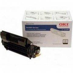 Okidata 52116001 OEM Black Laser Toner Cartridge