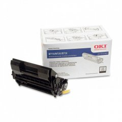 Okidata 52123601 OEM Black Laser Toner Cartridge