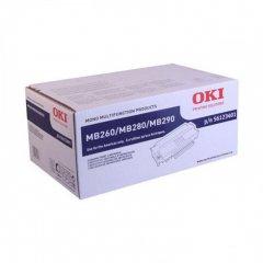 Okidata 56123401 OEM Black Laser Toner Cartridge