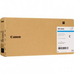 Original Canon PFI-707C Cyan 700ml Inku00a0