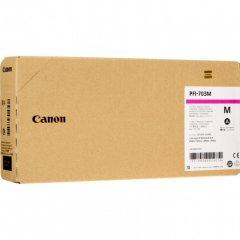 Original Canon PFI-707M Magenta 700ml Inku00a0