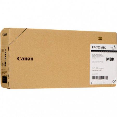 Original Canon PFI-707MBK Matte Black 700ml Inku00a0