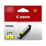 Canon Original CLI-271 Yellow Ink