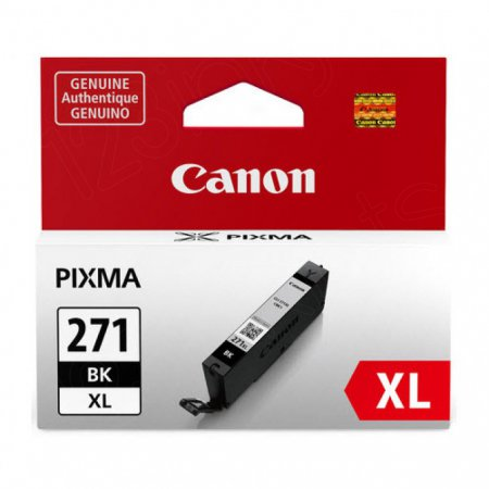 Canon Original CLI-271XL High Yield Black Ink