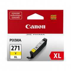 Canon Original CLI-271XL High Yield Yellow Ink