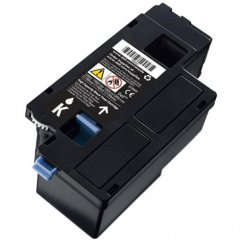 Dell OEM 1250c,  1350cnw, 1355cnw Black Toner