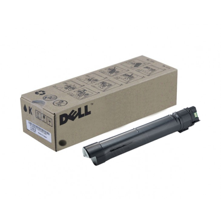 Dell OEM C7765dn Black Toner