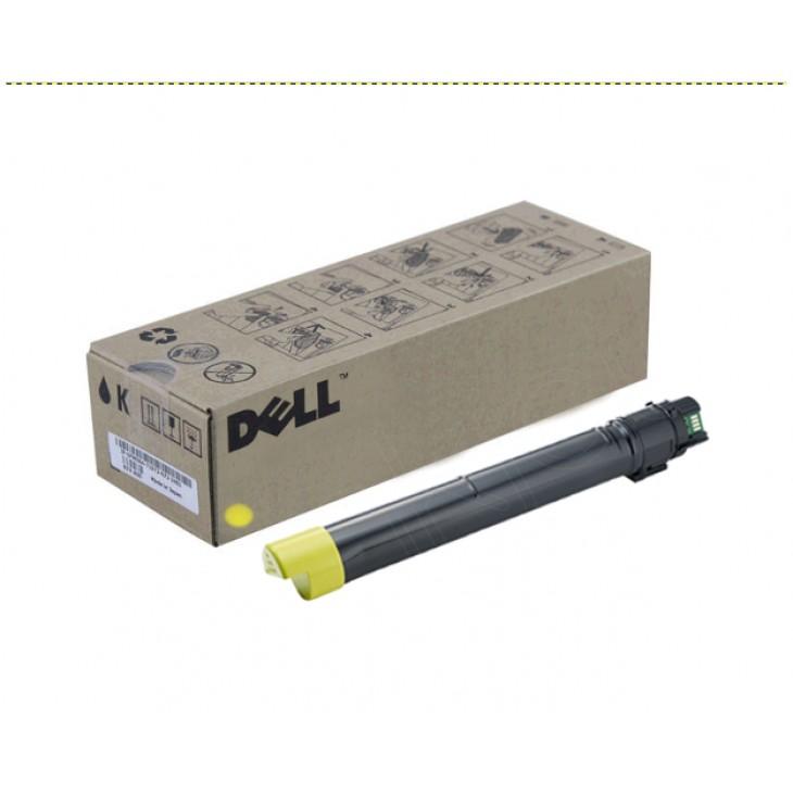 Dell OEM C7765dn Yellow Toner