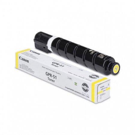 Canon Original GPR-51 Yellow Toner