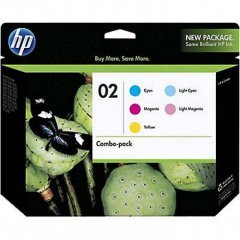 Original HP 02 Ink Pack