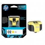Original C8773WN (HP 02) Ink Cartridges, Yellow