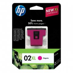 Original C8731WN (HP 02XL) Ink, Magenta