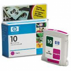 Original C4843A (HP 10) Ink Cartridges, Magenta