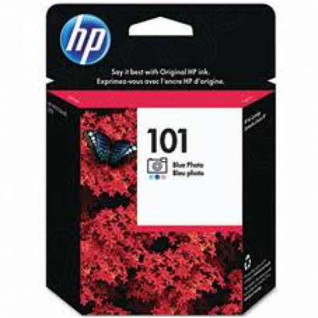 Original C9365AN (HP 101) Ink Cartridges, Photo Blue