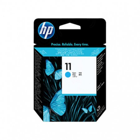 Original C4811A (HP 11) Ink Cartridge Printhead, Cyan