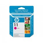 Original C4837A (HP 11) Ink Cartridges, High-Yield Magenta