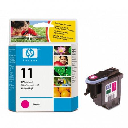 Original C4812A (HP 11) Ink Cartridge Printhead, Magenta