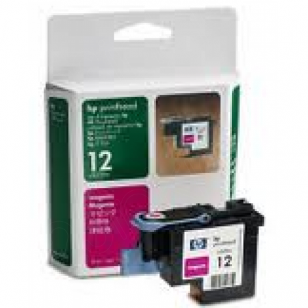 Original C5025A (HP 12) Ink Cartridge Printhead, Magenta