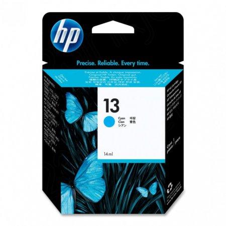 Original C4815A (HP 13) Ink Cartridges, Cyan