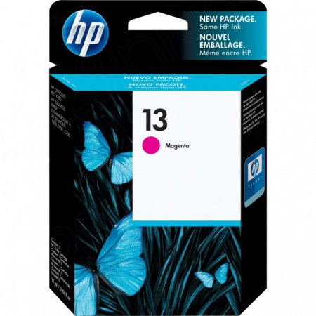 Original C4816A (HP 13) Ink Cartridges, Magenta