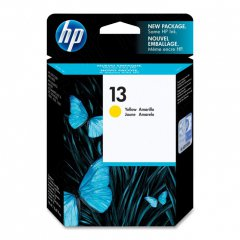 Original C4817A (HP 13) Ink Cartridges, Yellow