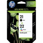 HP 21 / 22 Original Ink Pack