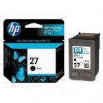 Original C8727AN (HP 27) Ink Cartridges, Black