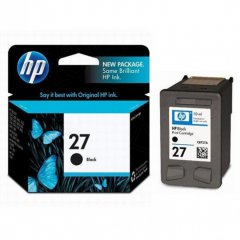 Original C8727AN (HP 27) Ink Cartridges, Black