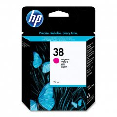 Original C9416A (HP 38) Ink Cartridges, Magenta