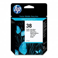 Original C9413A (HP 38) Ink Cartridges, Photo Black
