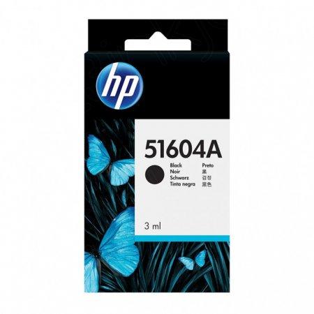 Original Hewlett Packard 51604A Ink Cartridge, Black