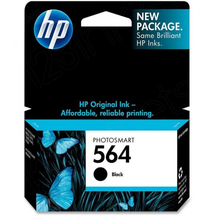 Original CB316WN (HP 564) Ink Cartridges, Black