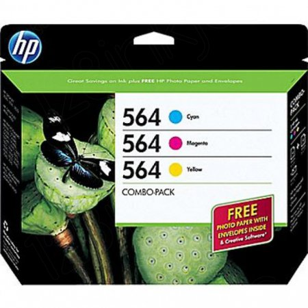 Original HP 564 Ink Pack