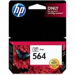 Original CB317WN (HP 564) Ink Cartridges, Photo Black