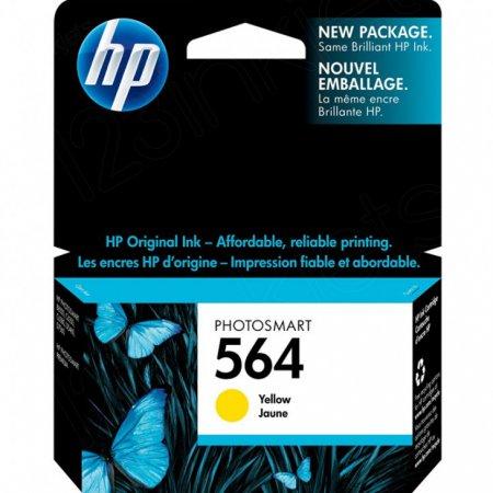 Original CB320WN (HP 564) Ink Cartridges, Yellow