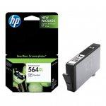 Original CB322WN (HP 564XL) Ink Cartridges, High-Yield Photo Black