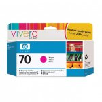 Original C9453A (HP 70) Ink Cartridges, Magenta