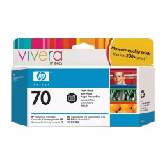 Original C9449A (HP 70) Ink Cartridges, Photo Black